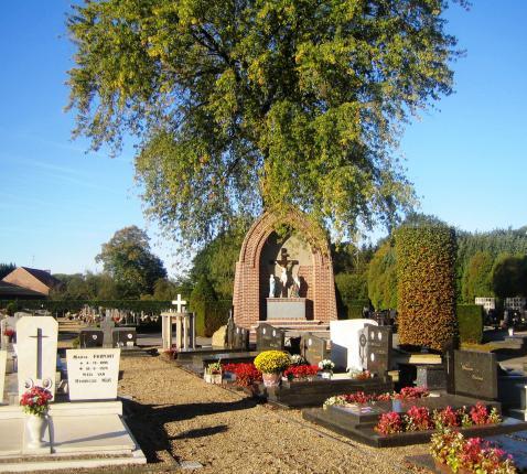 kerkhof van Zutendaal