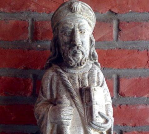 De apostel Jakobus werd door Jezus donderzoon genoemd. © CCV
