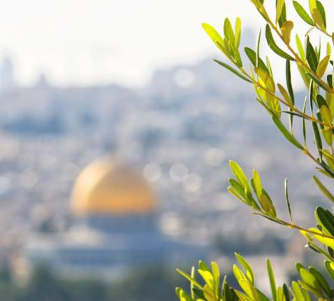 Israël, een prachtig land  © pixabay