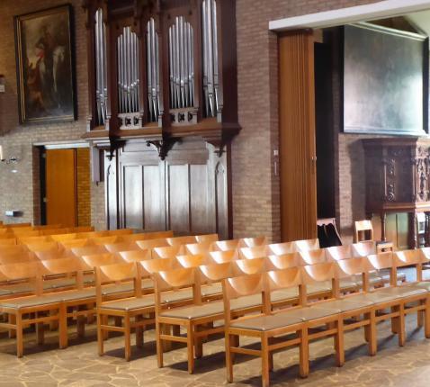 Hoe lang nog een lege kerk