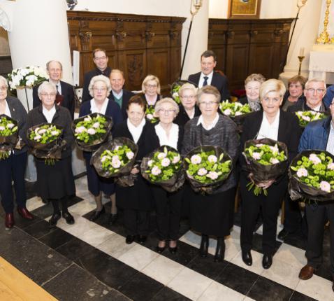 Dank Sint-Martinuskoor Erpe © Bart Van Paepegem