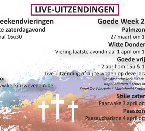 Vieringen Goede week PE Tiberias Knokke-Heist © https://www.flickr.com/photos/reisgekki/