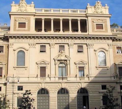 De Gregoriaanse Universiteit in Rome © Vatican Media