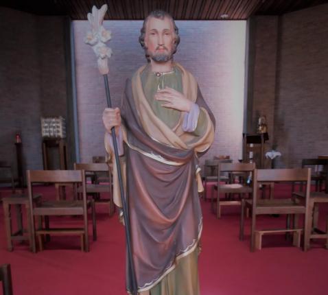 Heilige Jozef  © Johannes 23 seminarie