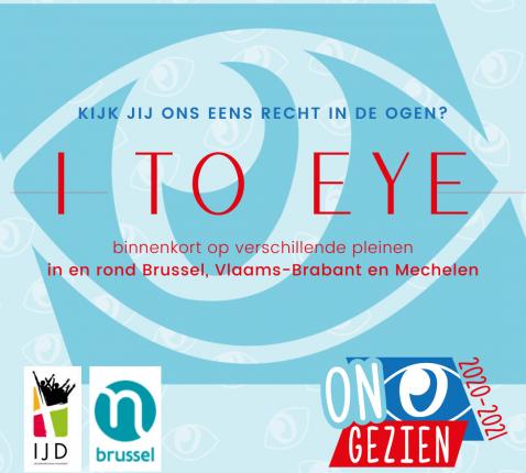 vierkant - I to Eye