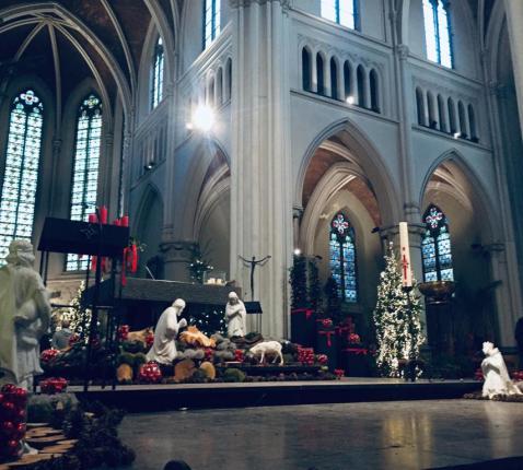 Kerst Jette 2020 © Dirk Vannetelbosch