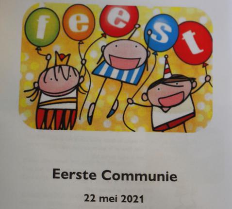 Eerste communie Oostakker