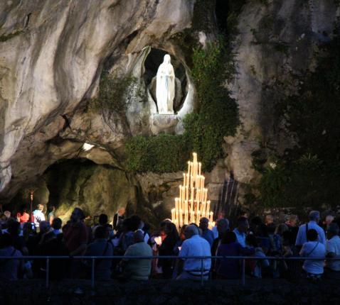 Bedevaart Lourdes juli 2017 © Peter Engelbert