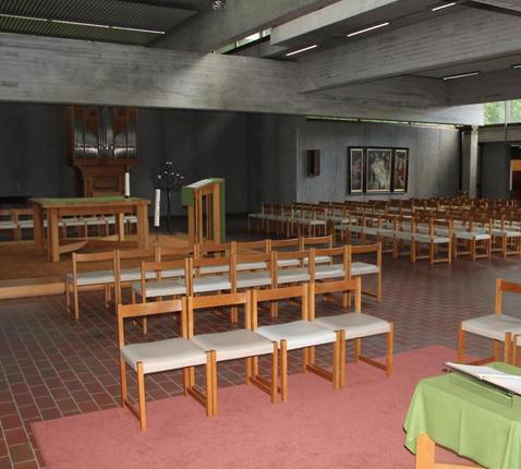 Damiaankerk © bisdom Antwerpen