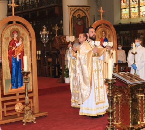 Parochiepriester Ivan Danchevskyj