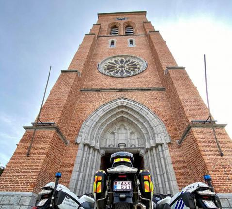 Open Churches in Jette © Dirk Vannetelbosch