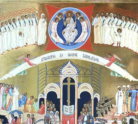 Bron: Basiliek van San Bartolomeo op het Tibereiland, Rome