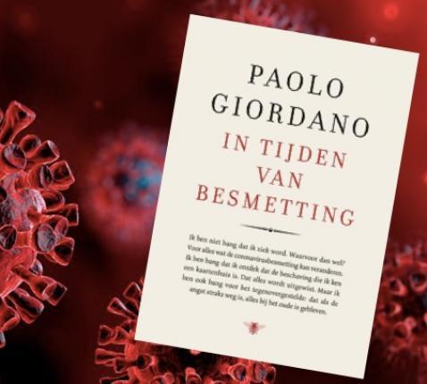 In tijden van besmetting, Paolo Giordano © De bezige bij