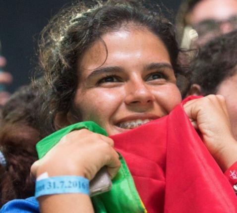 Portugese jongeren © Vatican Media
