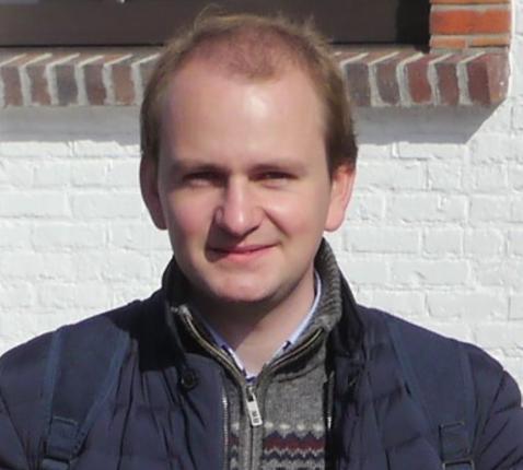 Jasper Hermans, nieuwe jeugdpastor van de PE H. Augustinus. © Jasper Hermans