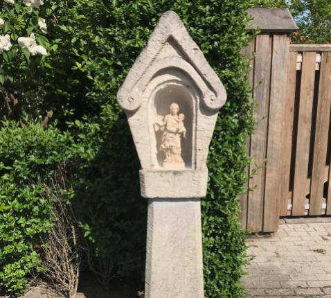 Wijkkapelletje van de Kasteelhoek in de Kasteelstraat, Kuurne © Hans van Hove