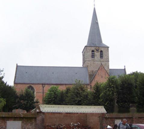 Kerk Nevele © www.nevele-parochies.be
