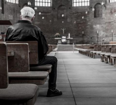kerken open voor gebed