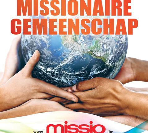 Missio - Label voor missionaire gemeenschappen © Missio