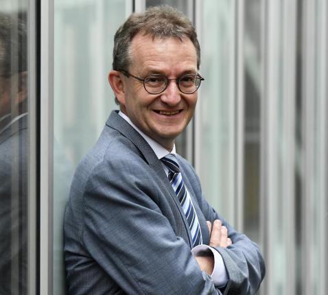 De Vlaamse bisschoppen hebben prof. dr. Lieven Boeve herbenoemd als directeur-generaal voor het katholiek onderwijs in Vlaanderen © Katholiek Onderwijs Vlaanderen