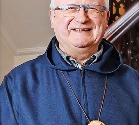 Bisschop Lode Van Hecke. © Frank Bahnmüller