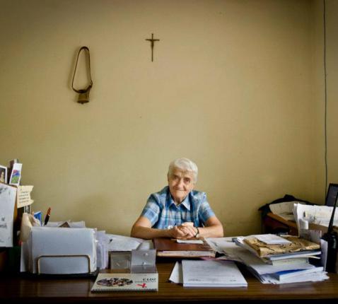 Maria Masson - 40 jaar Artsen Zonder Vakantie © Artsen Zonder Vakantie