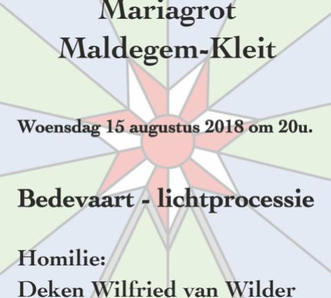 Mariagrot Maldegem Kleit © Remi Van den Saffele