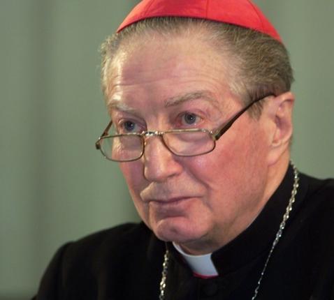 Kardinaal Carlo Maria Martini © SIR