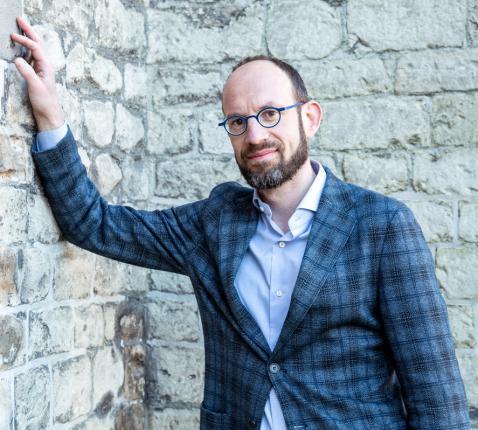Matthijs de Jong is als projectleider revisie en woordvoerder betrokken bij de NBV21. Ook werkte hij mee aan de Bijbel in Gewone Taal  © NBG