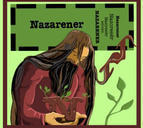 Bijbel van A tot Z: Jezus wordt ook de 'Nazoreeër' genoemd, een 'toegewijde'. © Tynke Van Schaik