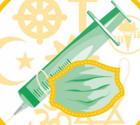 Het ORBIT-project wil de huidige inzet van de religies en levensbeschouwingen in de strijd tegen het coronavirus versterken © ORBIT vzw