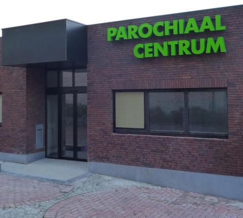 Parochiaal Centrum Nevele © wvp