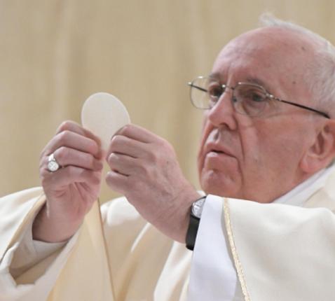 Paus Franciscus © Zenit