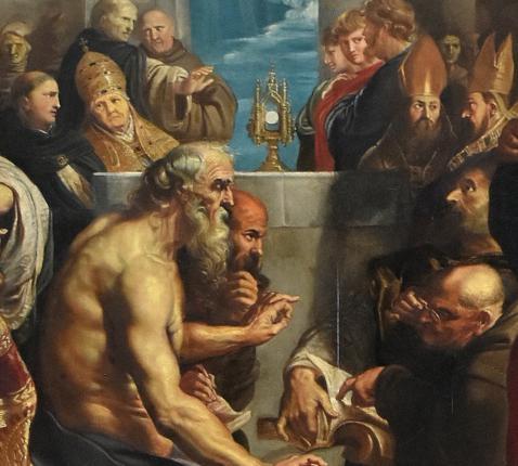 Rubens Het Dispuut