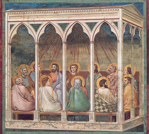 Giotto, Scrovegni kapel. © Wikicommons