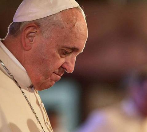 Paus Franciscus © Foto: Benhur Arcayan