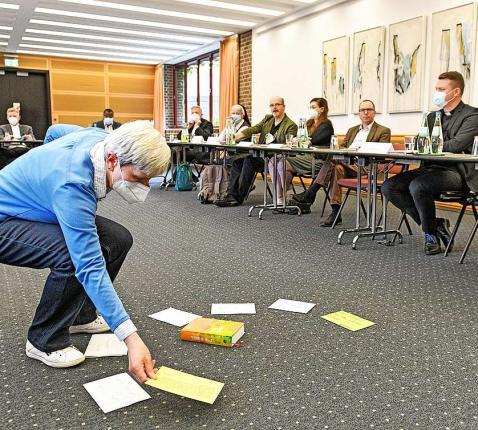 In enkele landen en regio's, onder dewelke Duitsland, loopt al een synodaal proces. © KNA-Bild