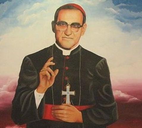 aartsbisschop Oscar Romero © Wikipedia