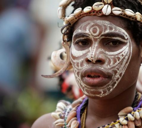 'Rituals' focust deze keer op inwijdingsrituelen op verschillende plaatsen in de wereld. © VRT / Canvas