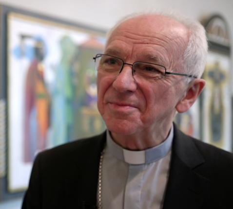 Kardinaal De Kesel: God heeft ons bestaan gedeeld © Kerknet