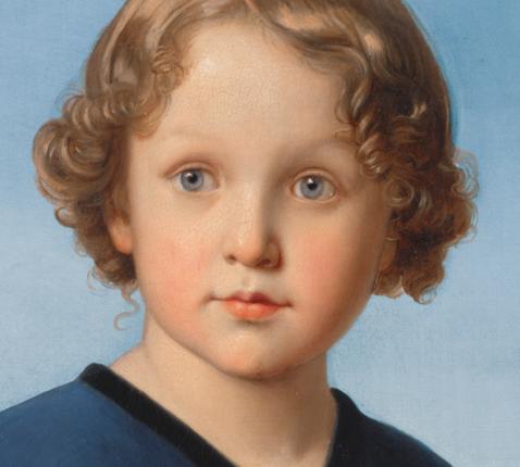 Detail uit de cover van 'De kinderjaren van Jezus'. © Uitgeverij Cossee
