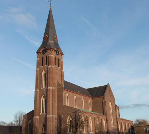 Sint - Eligiuskerk Kruishoutem