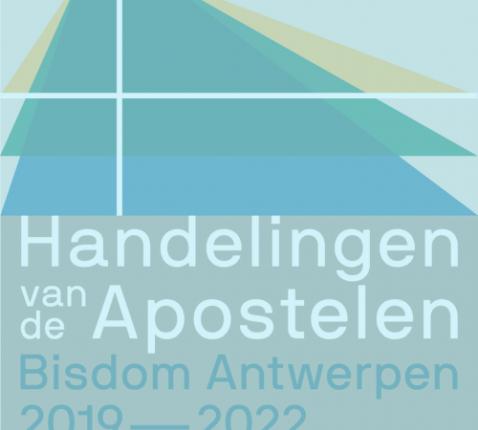 logo project Handelingen van de Apostelen © bisdom Antwerpen