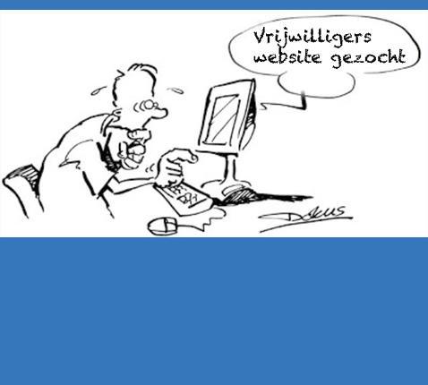 vrijwilligers website