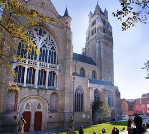 Sint-Salvatorskathedraal Brugge © Flickr