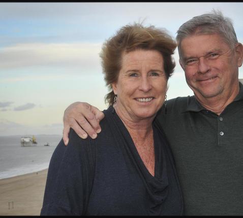 Philippe Breyer & Catherine Mathieu © Violet Corbett Brock