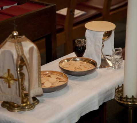 Vieren met de kerkgemeenschap van St.-Antonius-Abt © parochie St.-Antonius-Abt