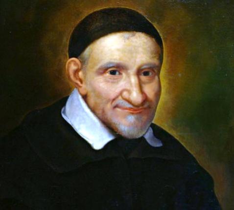 Vincentius a Paulo © Wikipedia