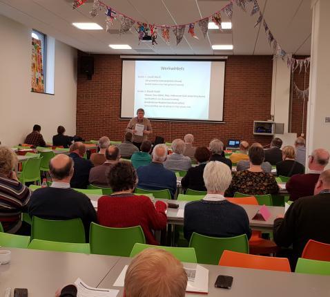 Vormingsdag te Ninove voor de parochieploegen van het dkeenaat Aalst