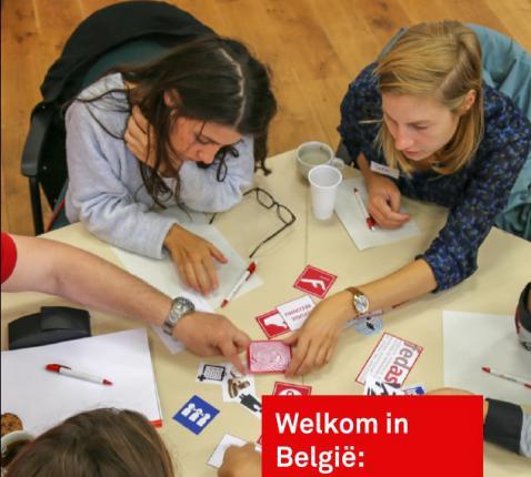 Vrijwilligers en de uitdagingen bij integratie © Caritas Vlaanderen